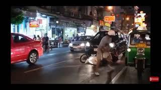 Die besten epic fails Motorradfahrer