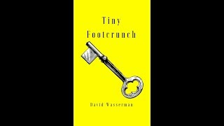 Tiny Footcrunch Book Trailer
