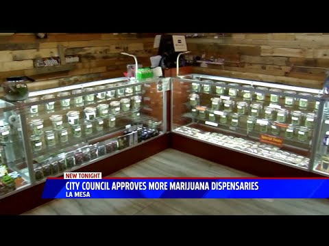 City Council Approves More Marijuana Dispensaries