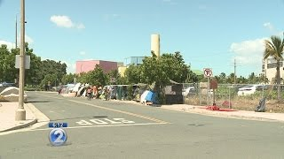 Governor's team identifies potential emergency homeless shelters