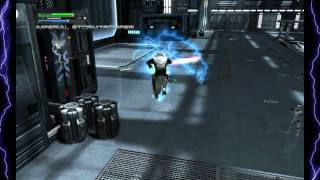 The Force Unleashed HD PC Gameplay