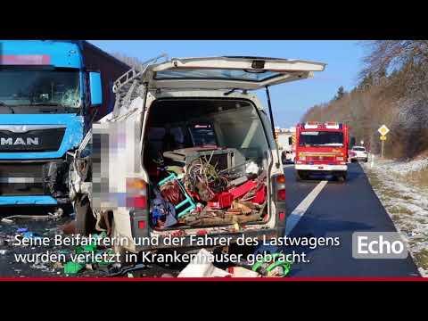 Groß-Umstadt/Otzberg: Ein Toter