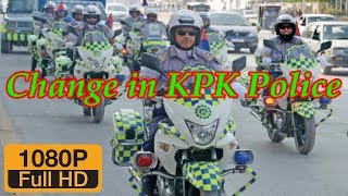 Change Imran Khan Promised - Watch KPK Police officers greeting tourists from Galyat