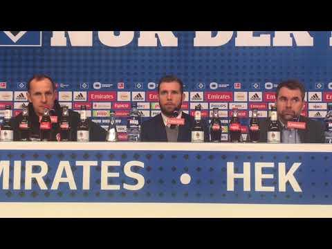 Rautenperle.tv: Pressekonferenz nach der 1:2-Niederlage gegen Bayer Leverkusen