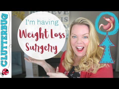 I am having Weight Loss Surgery! 🔪😱