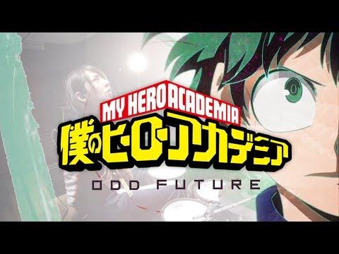 【僕のヒーローアカデミア第3期】UVERworld - ODD FUTURE フルを叩いてみた / My Hero Academia Season 3 Opening full Drum Cover