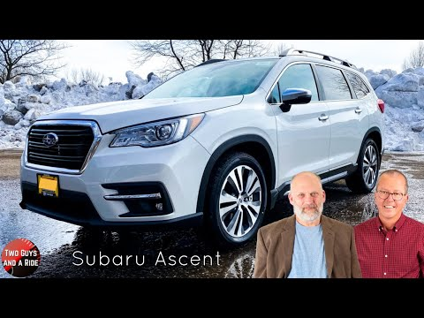 Subaru Ascent 2020 - Subaru's Biggest And Best
