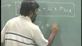 Dynamics  IITM 5.6 Kinematics  velocity and acceleration