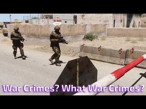 Arma 3 - War Crimes? What War Crimes? [AAF]