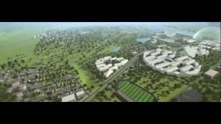 Skolkovo Innovation Center, new video