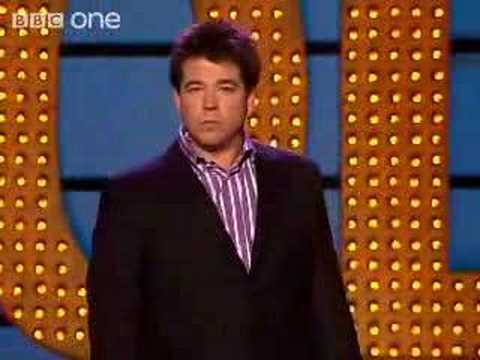 Michael McIntyre on Snow - Live at the Apollo - BBC One