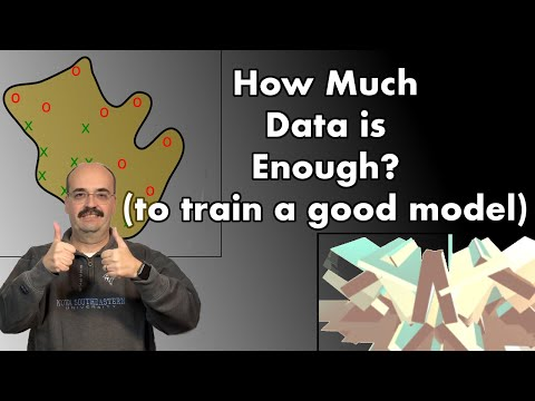 How Much Data is Enough to Build a Machine Learning Model