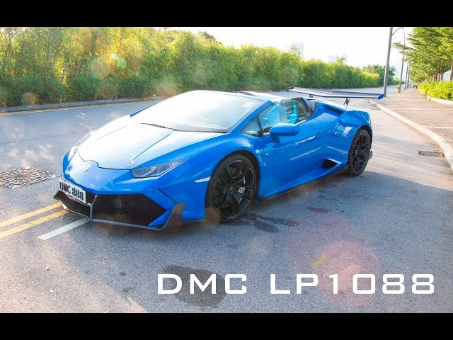 This Huracan Spyder Is Absolutely Evil With 1 088 Hp