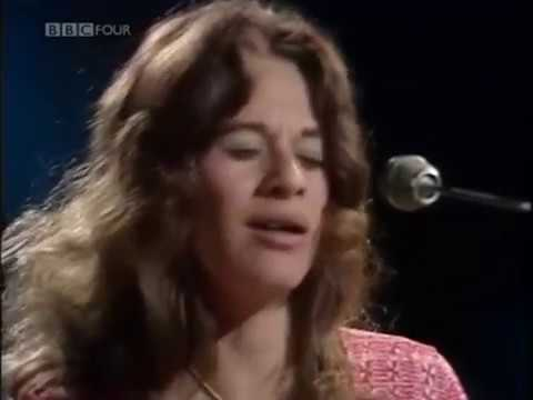 Carole King Performs