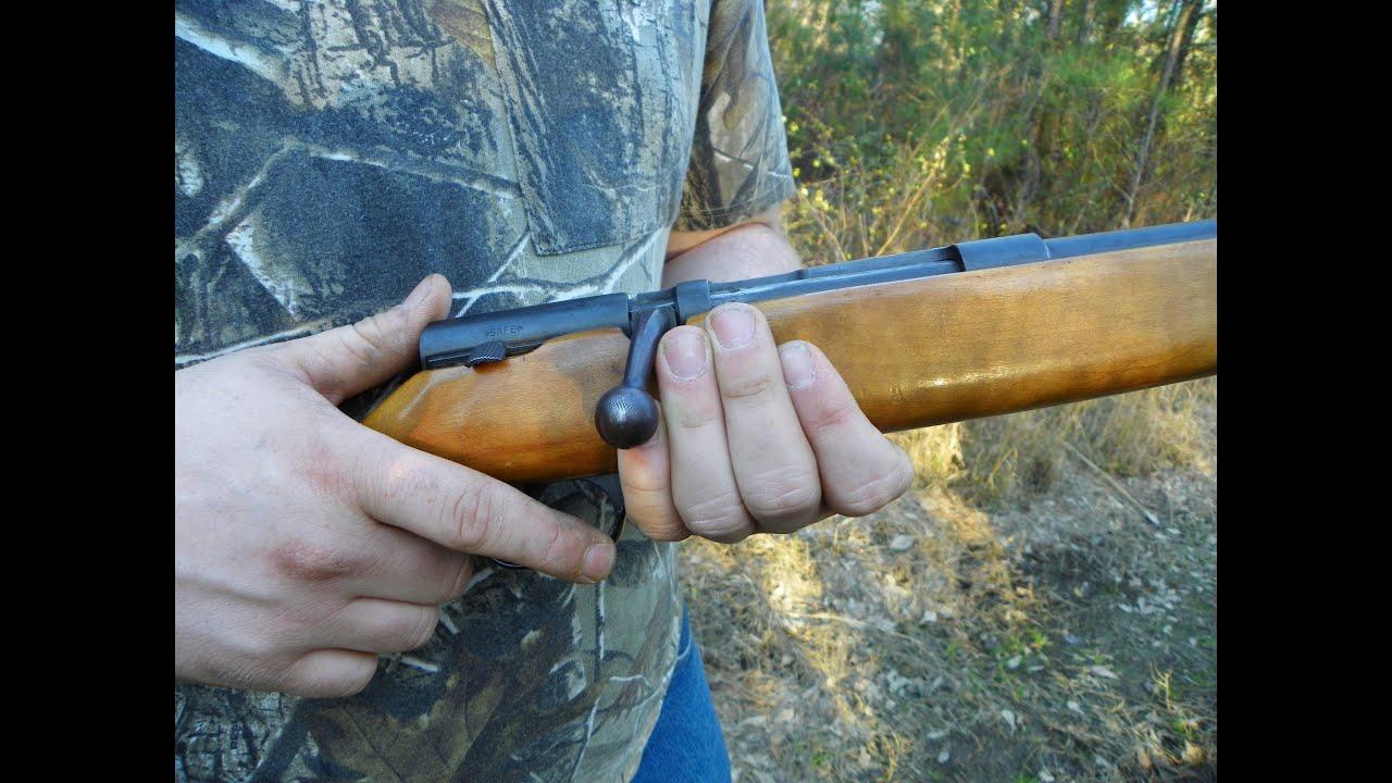 Stevens Model 59A  410 Bolt Tube-Fed Shotgun - 1944