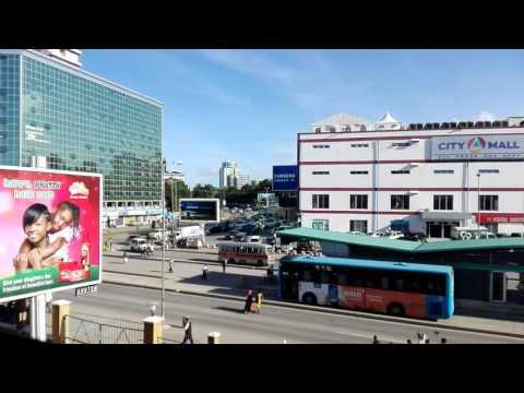City mall junction(Dar es salaaam city centre)