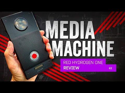 RED Hydrogen One