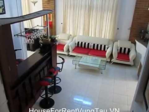 Villa For Rent Vung Tau , Biet Thu Co Ho Boi Cho Thue Vung Tau , HouseForRentVungTau.VN