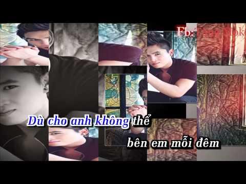 [Karaoke HD]  Nonstop Lệ Cay _Du Thiên Full Beat