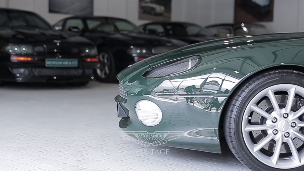 Aston Martin Db7 Vantage Volante Manual Transmission Nicholas