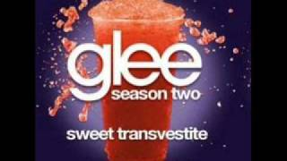 Sweet Transvestite - Glee (Mercedes)
