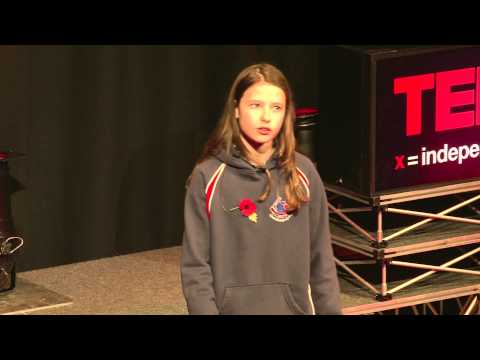 Searching for my sport: Betsy Holden at TEDxTeddington