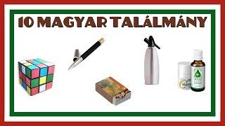 Nemzeti |Top 10| magyar találmány (amiről valószínűleg nem tudtad, hogy az)