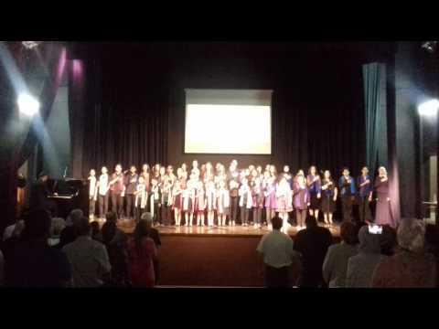 Conservatoire régional de musique et d'art chorégraphique à oujda. Fête de fin d'année. Juin 2017