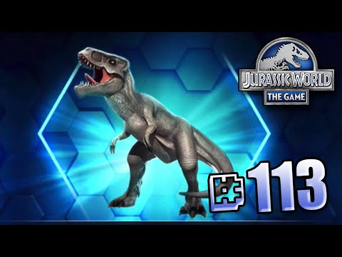 Allosaurus Event! || Jurassic World - The Game - Ep 113 HD