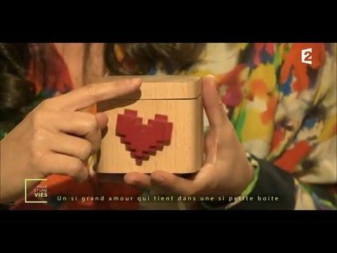 S'envoyer des messages d'amour au 21ème siècle - Lovebox - Mille et une vies