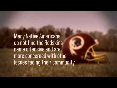Redskins is a Powerful Name
