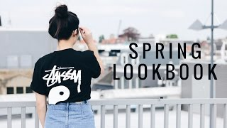 SPRING LOOKBOOK 2017 l Urban streetwear