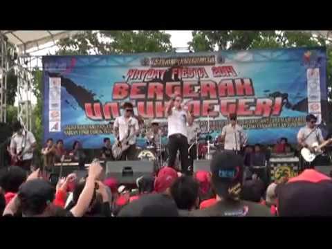 Tipe X - Karena Cemburu (Live at Mayday Fiesta 2014 FSPMI Purwakarta)