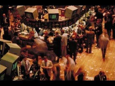Центр мировой финансовой индустрии - Нью-Йоркская фондовая биржа