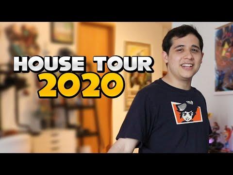 YT Cribs - MunchingOrange HOUSE TOUR 2020!
