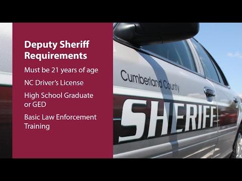 Sheriff's Office: Recruitment & Training