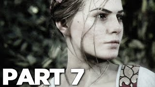 A PLAGUE TALE INNOCENCE Walkthrough Gameplay Part 7 - THE PATH (PS4 Pro)
