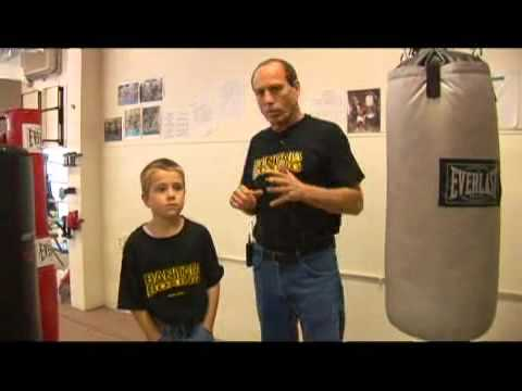 Youth Boxing Basics & Safety