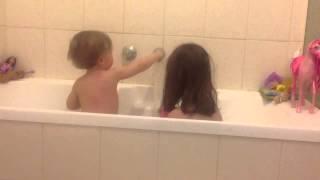 Bath fun! Thumbnail