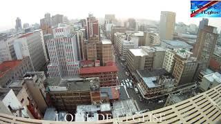 Visiter la ville de Johannesburg en Afrique du Sud