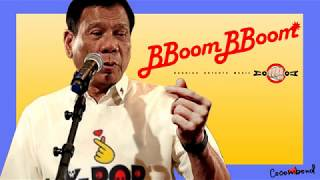 Duterte Sings Bboom Bboom By Momoland