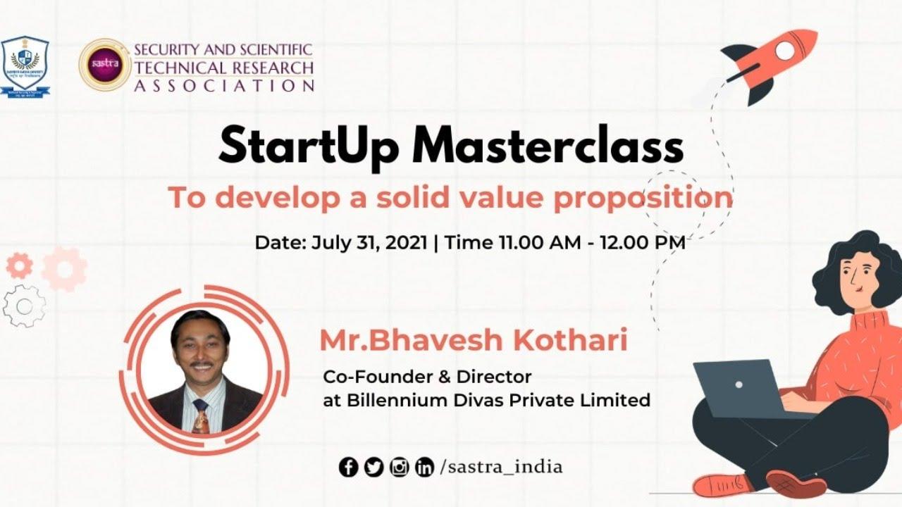 Download Startup Masterclass #7