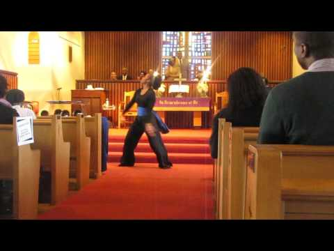 You Covered Me - Praise Dance at St. Marks...