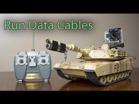 Diy Run Cat6 Cabling Through Drop Ceiling Youtube