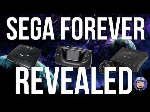 SEGA Forever REVEALED - SEGA