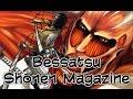 Bessatsu Shonen Magazine - Top 10 Best Selling Manga [2016]