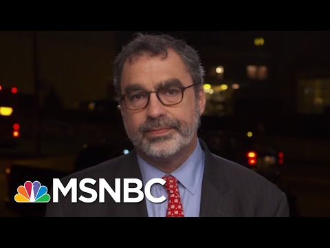Organization Cited By Synagogue Gunman Sees Outpouring Of Support | Rachel Maddow | MSNBC