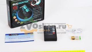 видео Детектор жучков BugHunter Professional BH-02