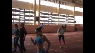 Лукьянченков Виктор   бег 300 метров Чемпионат Харьковской области 17 12 15 общее 15 е место