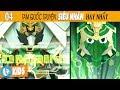 Siêu Nhân Tam Quốc Truyện (LEGEND HERO) - Tập 4: Nắm Giữ Hai Anh Hùng Bài | Phim Siêu Nhân Hay Nhất